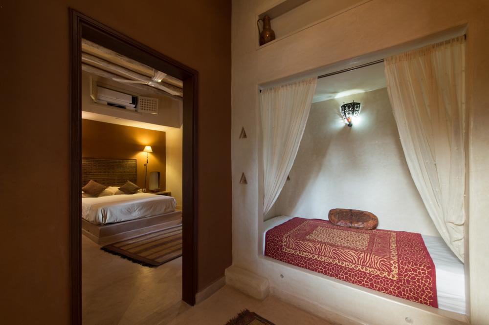 THE SMARA ROOM | Dar-Tanit